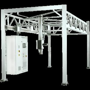 Handling Portal 3-Achsensystem