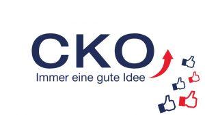 CKO jetzt bei Facebook