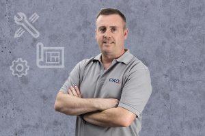 CKO GmbH Geschäftsführer Andreas Ostgathe