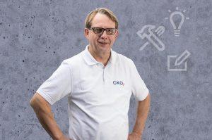 CKO GmbH Geschäftsführer Joachim Kaldasch
