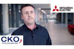 Projektbeispiel CKO GmbH und Mitsubishi Electric