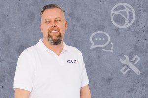 Mitarbeiter CKO Mashinen- und Systemtechnik GmbH